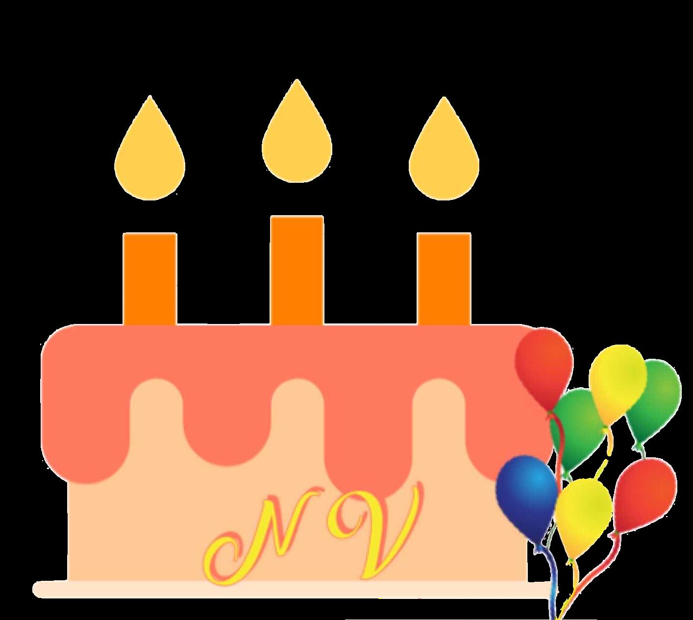 Naamverjaardag logo